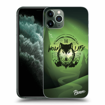 Obal pre Apple iPhone 11 Pro Max - Wolf life