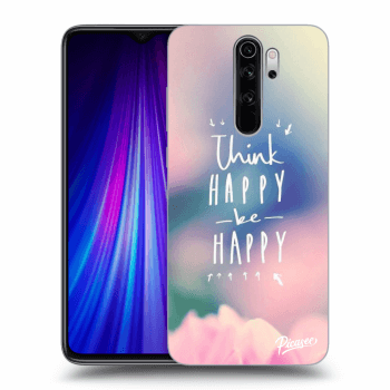 Obal pre Xiaomi Redmi Note 8 Pro - Think happy be happy