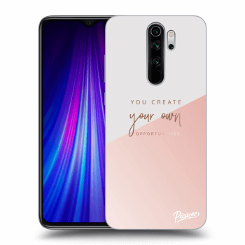 Obal pre Xiaomi Redmi Note 8 Pro - You create your own opportunities