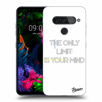 Obal pre LG G8s ThinQ - The only limit is your mind