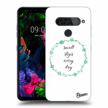 Obal pre LG G8s ThinQ - Small steps every day