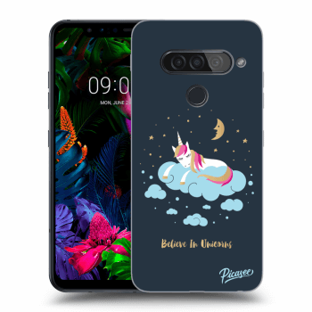 Obal pre LG G8s ThinQ - Believe In Unicorns