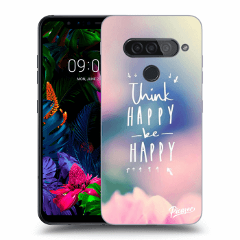Obal pre LG G8s ThinQ - Think happy be happy