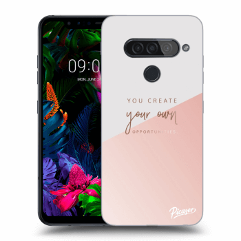Obal pre LG G8s ThinQ - You create your own opportunities