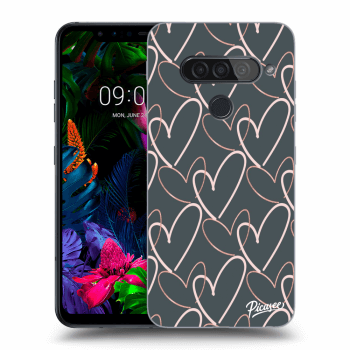 Obal pre LG G8s ThinQ - Lots of love