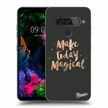 Obal pre LG G8s ThinQ - Make today Magical