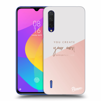 Obal pre Xiaomi Mi 9 Lite - You create your own opportunities