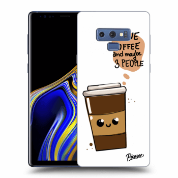 Obal pre Samsung Galaxy Note 9 N960F - Cute coffee