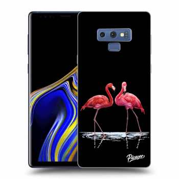 Obal pre Samsung Galaxy Note 9 N960F - Flamingos couple