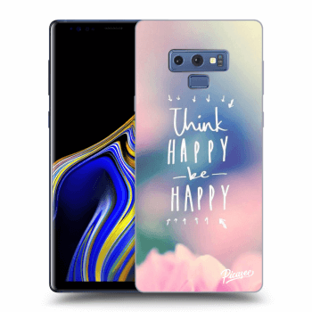Obal pre Samsung Galaxy Note 9 N960F - Think happy be happy