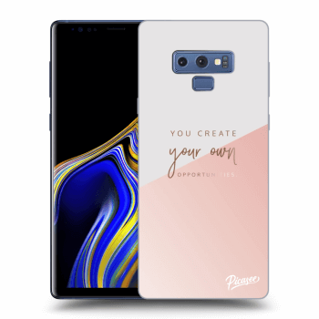 Obal pre Samsung Galaxy Note 9 N960F - You create your own opportunities