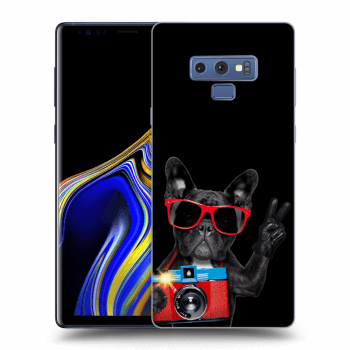 Obal pre Samsung Galaxy Note 9 N960F - French Bulldog