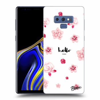 Obal pre Samsung Galaxy Note 9 N960F - Hello there