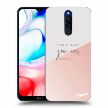 Obal pre Xiaomi Redmi 8 - You create your own opportunities