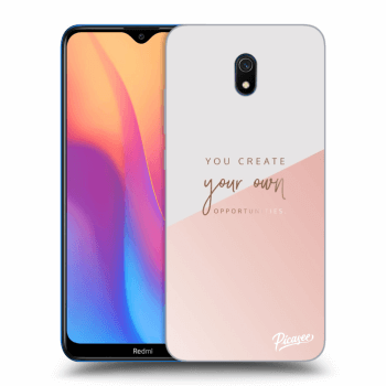 Obal pre Xiaomi Redmi 8A - You create your own opportunities