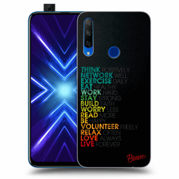 Obal pre Honor 9X - Motto life
