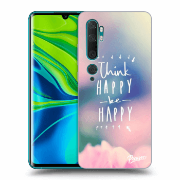 Obal pre Xiaomi Mi Note 10 (Pro) - Think happy be happy