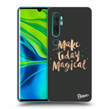 Obal pre Xiaomi Mi Note 10 (Pro) - Make today Magical