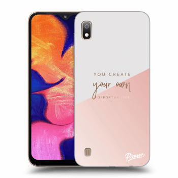 Obal pre Samsung Galaxy A10 A105F - You create your own opportunities