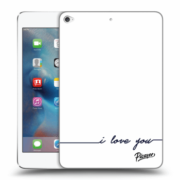 Obal pre Apple iPad mini 4 - I love you
