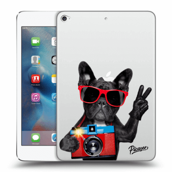 Obal pre Apple iPad mini 4 - French Bulldog