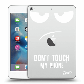 Obal pre Apple iPad mini 4 - Don't Touch My Phone