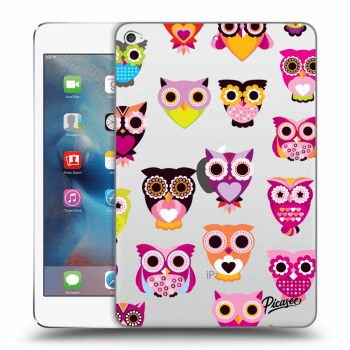 Obal pre Apple iPad mini 4 - Owls