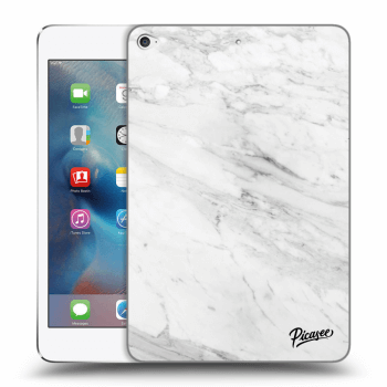 Obal pre Apple iPad mini 4 - White marble