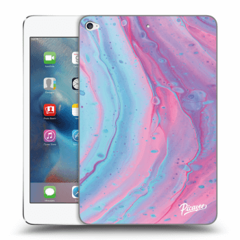 Obal pre Apple iPad mini 4 - Pink liquid
