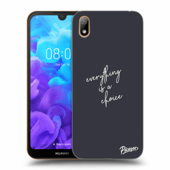 Obal pre Huawei Y5 2019 - Everything is a choice