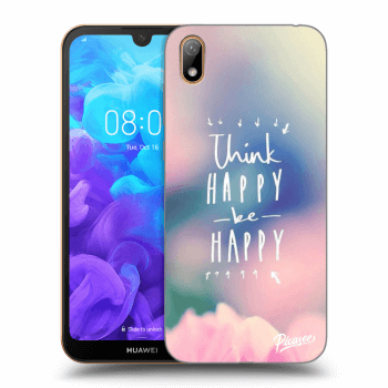 Obal pre Huawei Y5 2019 - Think happy be happy