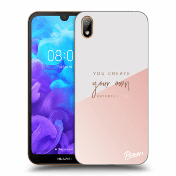Obal pre Huawei Y5 2019 - You create your own opportunities