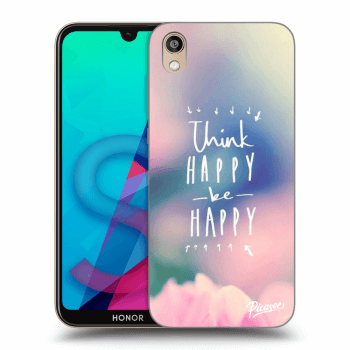 Obal pre Honor 8S - Think happy be happy