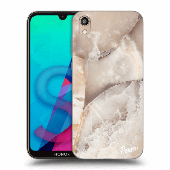 Obal pre Honor 8S - Cream marble