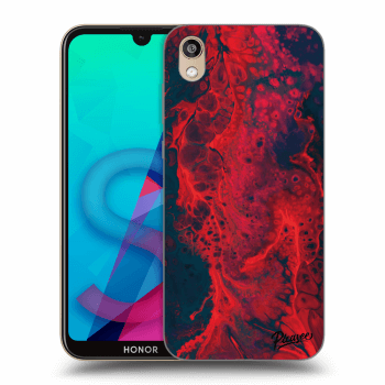 Obal pre Honor 8S - Organic red