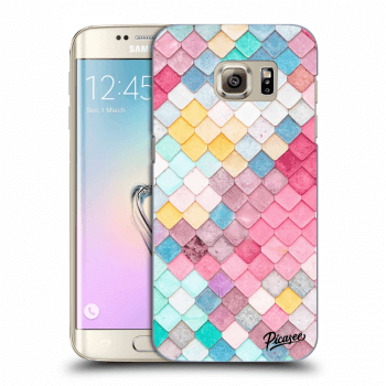 Obal pre Samsung Galaxy S7 Edge G935F - Colorful roof