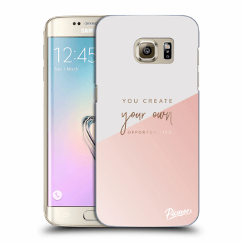 Obal pre Samsung Galaxy S7 Edge G935F - You create your own opportunities