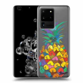 Obal pre Samsung Galaxy S20 Ultra G988F - Pineapple