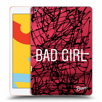 Obal pre Apple iPad 2019 (7. gen) - Bad girl