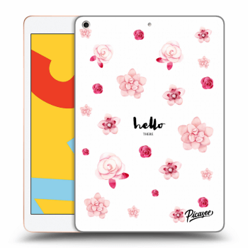 Obal pre Apple iPad 2019 (7. gen) - Hello there