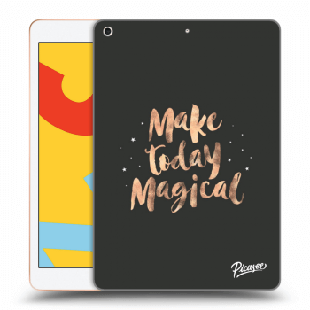 Obal pre Apple iPad 2019 (7. gen) - Make today Magical