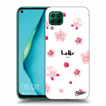Obal pre Huawei P40 Lite - Hello there