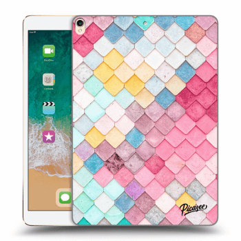 "Obal pre Apple iPad Pro 10.5"" 2017 - Colorful roof"