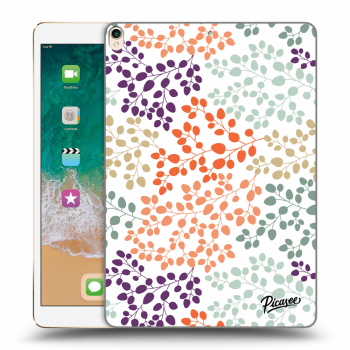 "Obal pre Apple iPad Pro 10.5"" 2017 - Leaves 2"