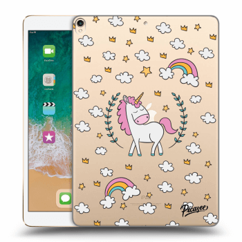 "Obal pre Apple iPad Pro 10.5"" 2017 - Unicorn star heaven"
