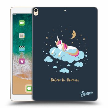 "Obal pre Apple iPad Pro 10.5"" 2017 - Believe In Unicorns"