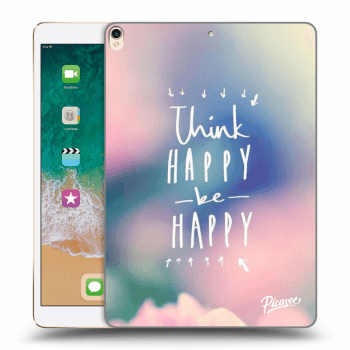 "Obal pre Apple iPad Pro 10.5"" 2017 (2. generace) - Think happy be happy"