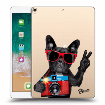 "Obal pre Apple iPad Pro 10.5"" 2017 - French Bulldog"