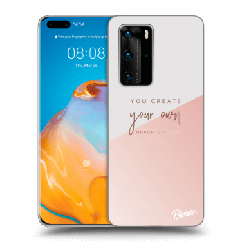 Obal pre Huawei P40 Pro - You create your own opportunities
