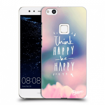Obal pre Huawei P10 Lite - Think happy be happy